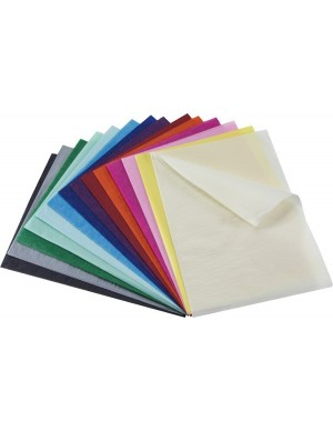 Pte. 25 hojas papel seda 50x75 cm Grafoplas 680000