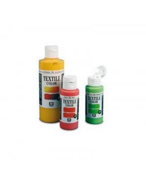 Pintura textil color Vallejo bote 60 ml