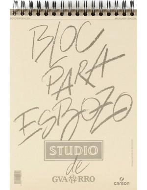 Album espiral esbozo A-6 studio de guarro