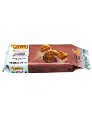 Pasta modelar 500 gr. Terracota