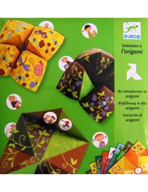 Papiroflexia Origami salero Djeco