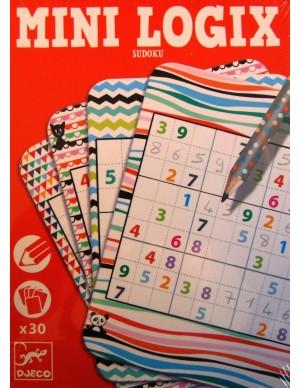 Mini-logix sudoku Djeco