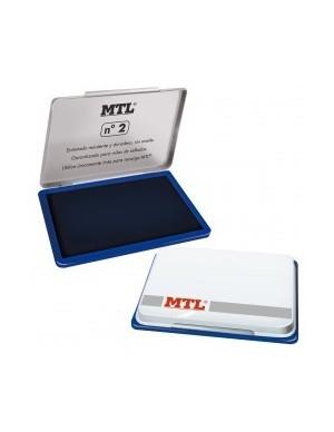 Tampón metálico 109X70 mm- Nº2