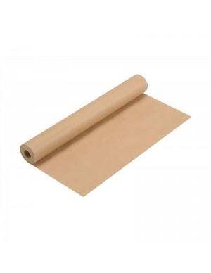 Rollo papel kraft marrón 1x5 metros