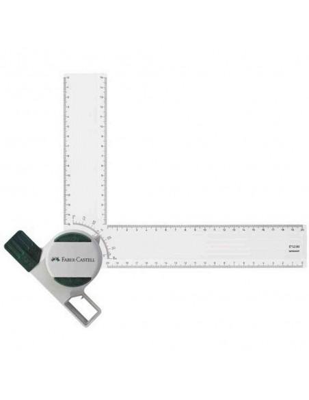 Tecnígrafo giratorio para placas de dibujo A-4 Y A-3 Faber Castell