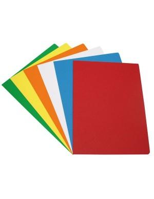 Pte. 50 subcarpetas A-4 de colores Grafoplas 00174099