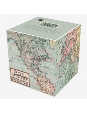 Taco de notas 700 hojas Legami MAP