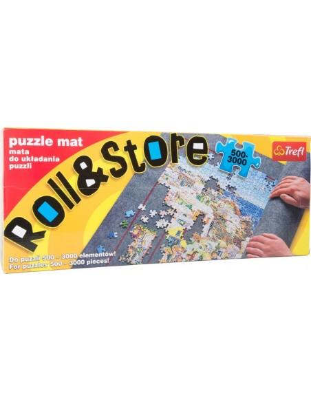 Tapete para guardar puzles (500-3000 fichas)