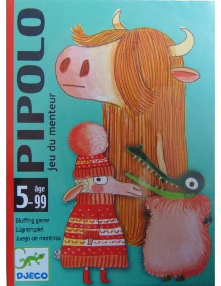 Juego de cartas PIPOLO Djeco