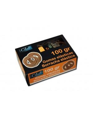 Caja gomas elásticas 100 gr (escoger medida)