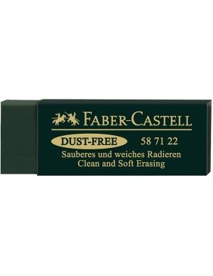 Goma borrar de vinilo Verde Faber Castell 587122