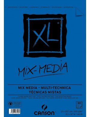 Block A-4 XL mix media canson 300 gr.