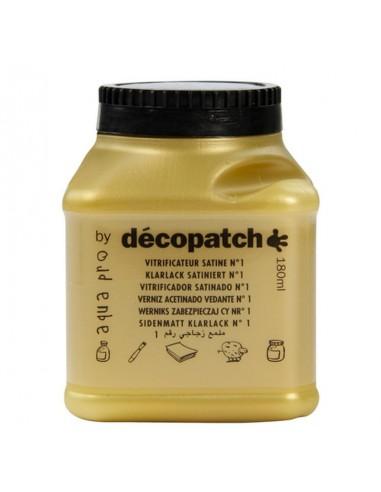 Vitrificador satinado nº1 decopatch180 ml