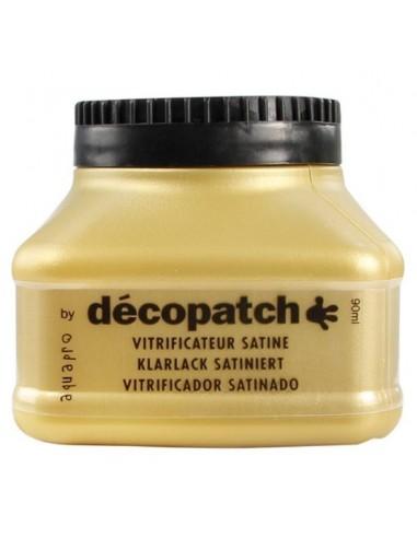 Vitrificador satinado nº1 decopatch 90 ml