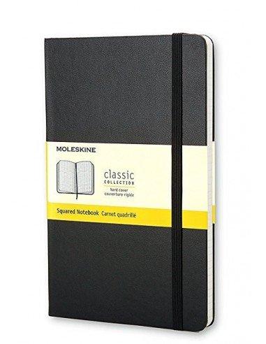 Cuaderno Moleskine Pocket classic tapa dura color negro